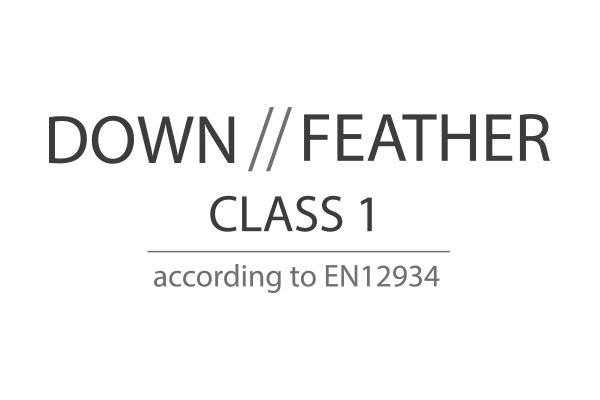 DYKON - Down & Feather Class 1