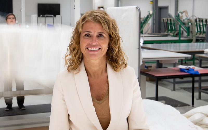 Camilla Birkegaard, CEO, DYKON A/S