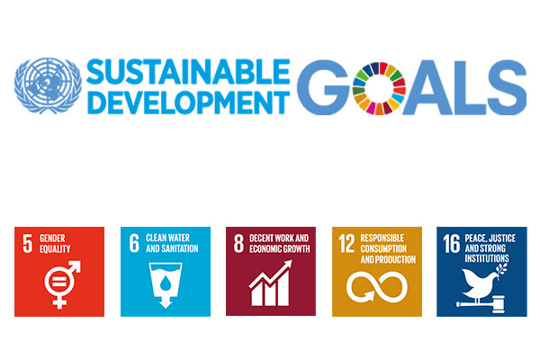 DYKON works with the UN Sustainable Development Goals
