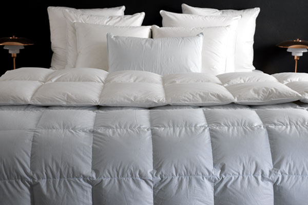 DYKON produce private label duvets and pillows