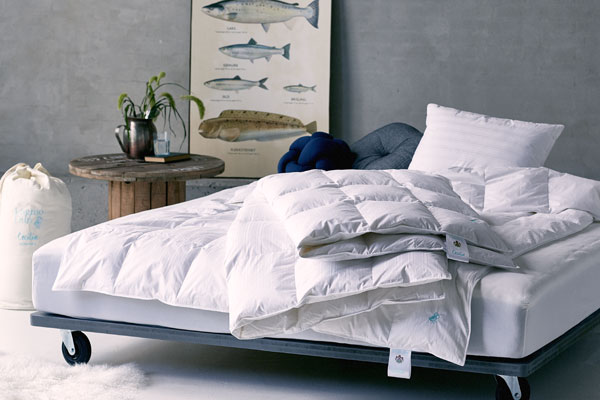 EngmoDun Cecilia duvet and pillow