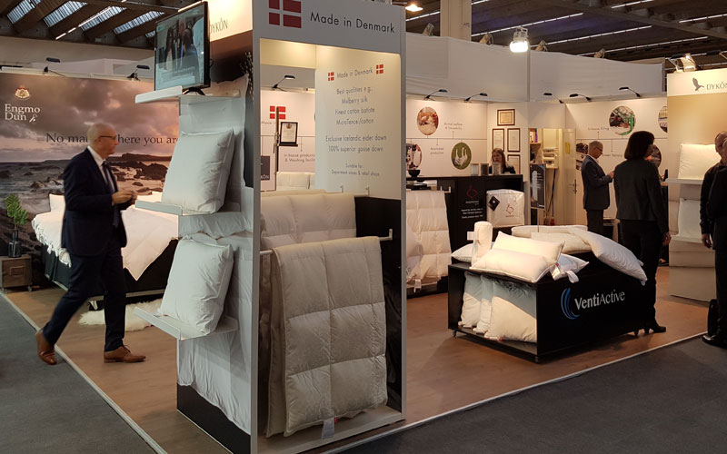 DYKON at HEIMTEXTIL 2018