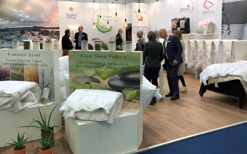 DYKON at Heimtextil 2019