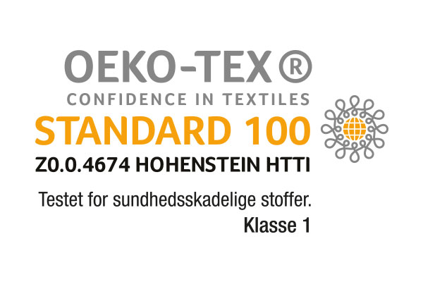 DYKON - All products comply to OEKO-TEX 100 Class 1